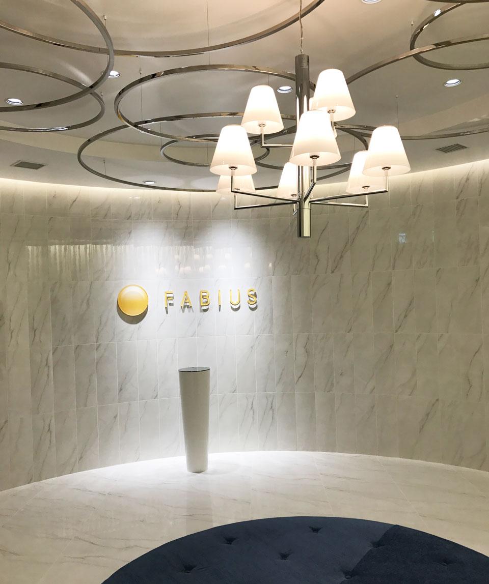 FABIUS エントランス