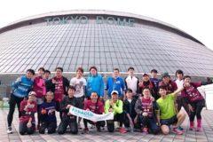 チャリティーマラソン大会「PARACUP(パラカップ)」練習会